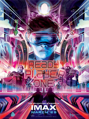 Ready Player One, le film de 2018