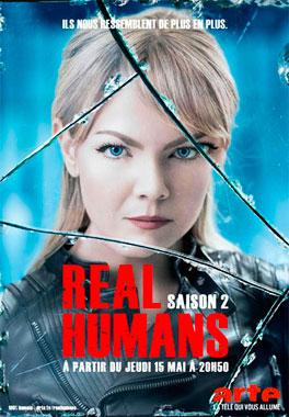 100% Humain / Real Humans, la saison 2 de la série de 2012