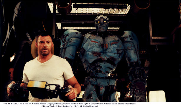Real Steel (2011) photo