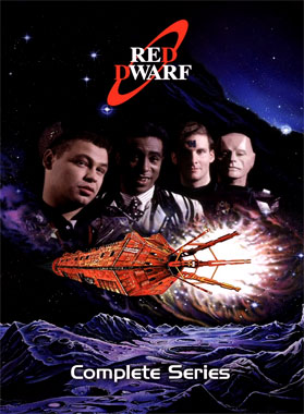 Red Dwarf, la série télévisée de 1988
