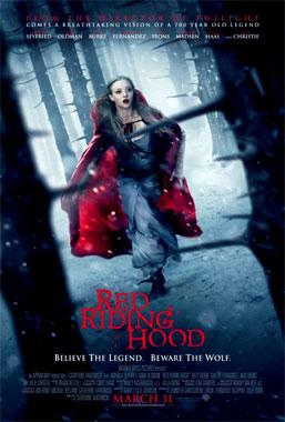 Le chaperon rouge, le film de 2011.