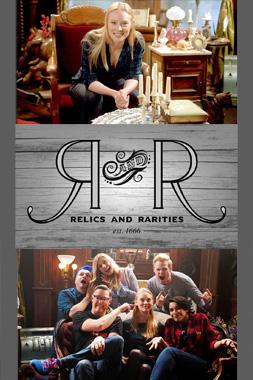Relics And Rarities, la série télévisée 2019