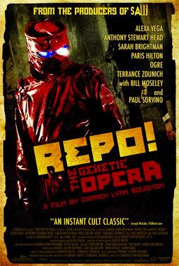 Repo! L'opéra génétique, le film musical de 2008
