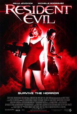 Resident Evil, le film de 2002