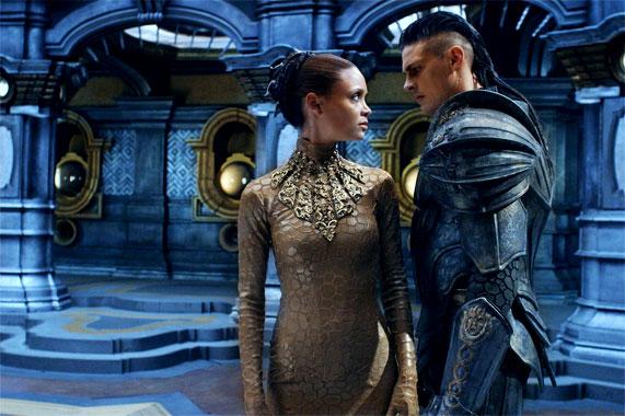 Les Chroniques de Riddick, le film de 2004