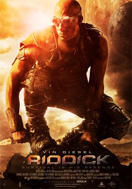 Riddick, le film de 2013
