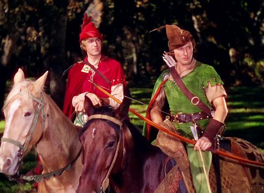 Les aventures de Robin des Bois, le film de 1938