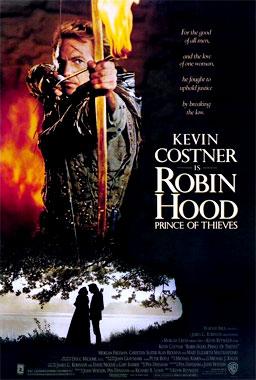 Robin des bois: Prince des voleurs, le film de 1991