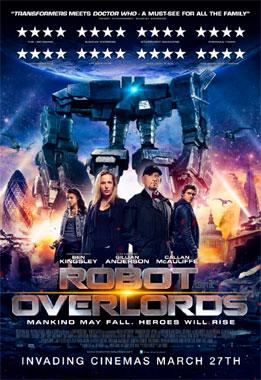 Robot Overlords, le film de 2015