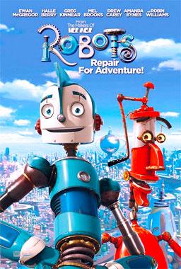Robots, le film animé de 2005