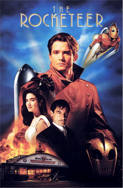 Rocketeer, le film de 1991