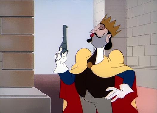 Le roi et l'oiseau (1953) photo