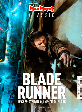 Mad Movies Hors-Serie 38 d'octobre 2017: Blade Runner (1982)