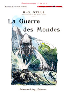 La Guerre des Mondes, le roman de 1897