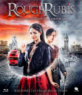 Rouge Rubis (2013) le blu-ray français de 2014