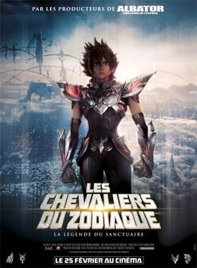 Les chevaliers du zodiaque: la légende du sanctuaire (animé, 2014)