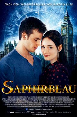 Bleu Saphir, le film de 2014 poster
