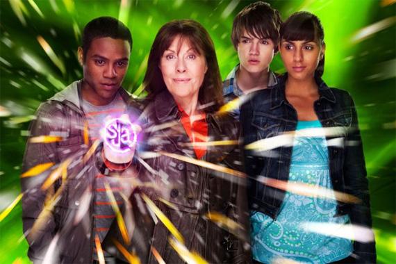 Les Aventures de Sarah Janes, la série télévisée de 2008