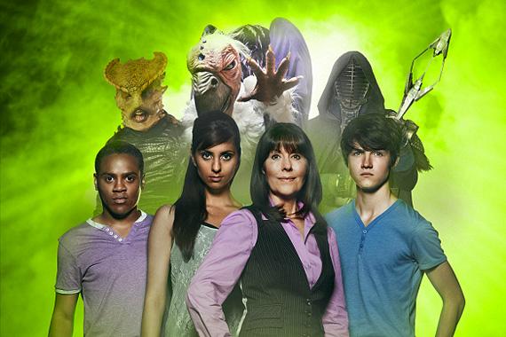 Les Aventures de Sarah Janes, la série télévisée de 2009