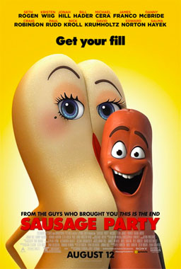 Sausage Party, le film animé de 2016