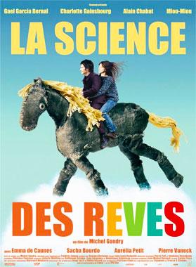 La Science des Rêves, le film de 2006