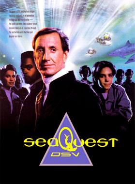 SeaQuest Police des Mers, la série télévisée de 1993