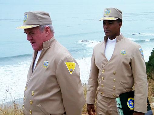 SeaQuest Police des Mers S01E01: être ou ne pas être (1993)