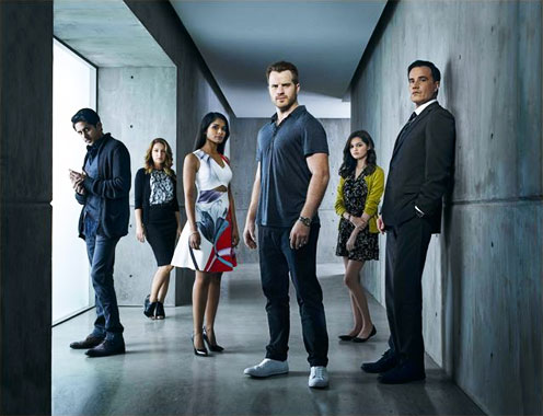 Second Chance, la série télévisée de 2016