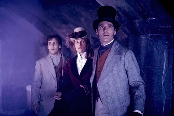 The Secret Adventures secrètes de Jules Verne S01E01: Au commencement (2015)