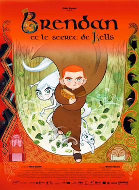 Brendan et le secret de Kells, le film animé de 2009