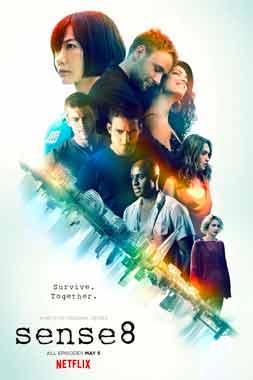 Sense 8 la saison 2 de la série télévisée de 2015