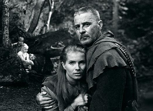 Le Septième Sceau, le film de 1957