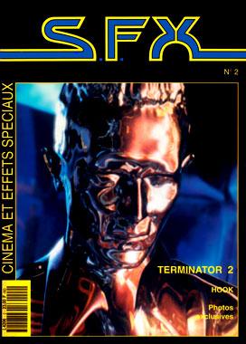 SFX, le numéro 2 de février 1992