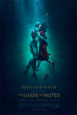 The Shape Of Water, le film de 2017