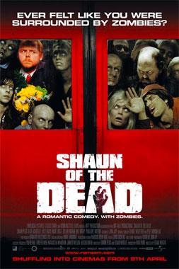 Shaun Of The Dead, le film de 2004