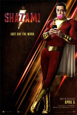 Shazam !, le film de 2019