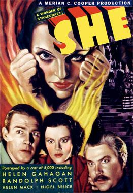 La source de feu, le film de 1935