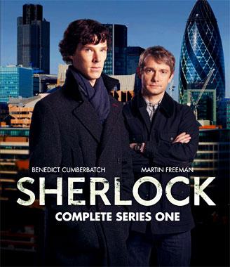 Sherlock, la saison 1 de la série télévisée de 2010