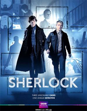 Sherlock, la saison 2 de 2012 de la série de 2010