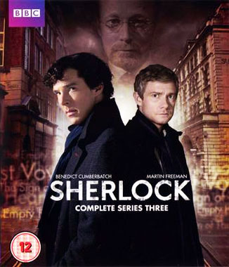 Sherlock, la saison 3 de 2014 de la série de 2010