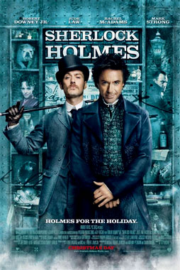 Sherlock Holmes, le film de 2009