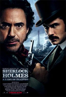 Sherlock Holmes: Jeux d'ombres, le film de 2011