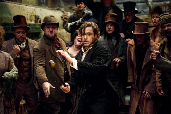 Sherlock Holmes 2: Jeux d'ombres, le film de 2011