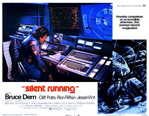 Silent Running... Et la Terre survivra, le film de 1972