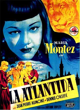 L'Atlantide, le film de 1949