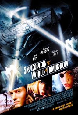 Capitaine Sky et le monde de demain (2004) poster