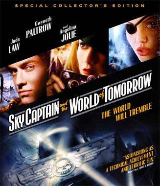 Capitaine Sky et le monde de demain, le blu-ray américain de 2006