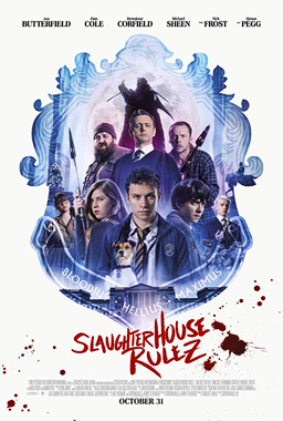 Slaughterhouse Rulez, le film de 2018