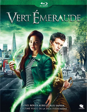 Vert émeraude, le blu-ray français de 2016