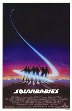 Les guerriers du Soleil (1986) poster